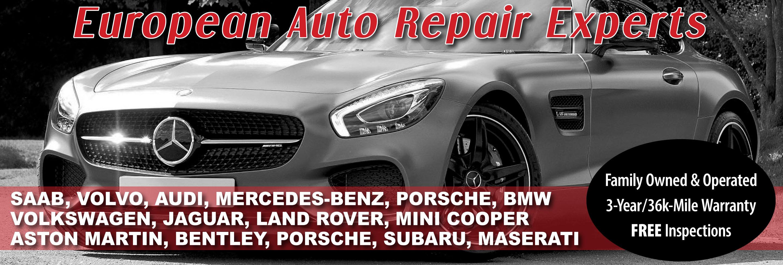European Fix European Auto Repair Specialist